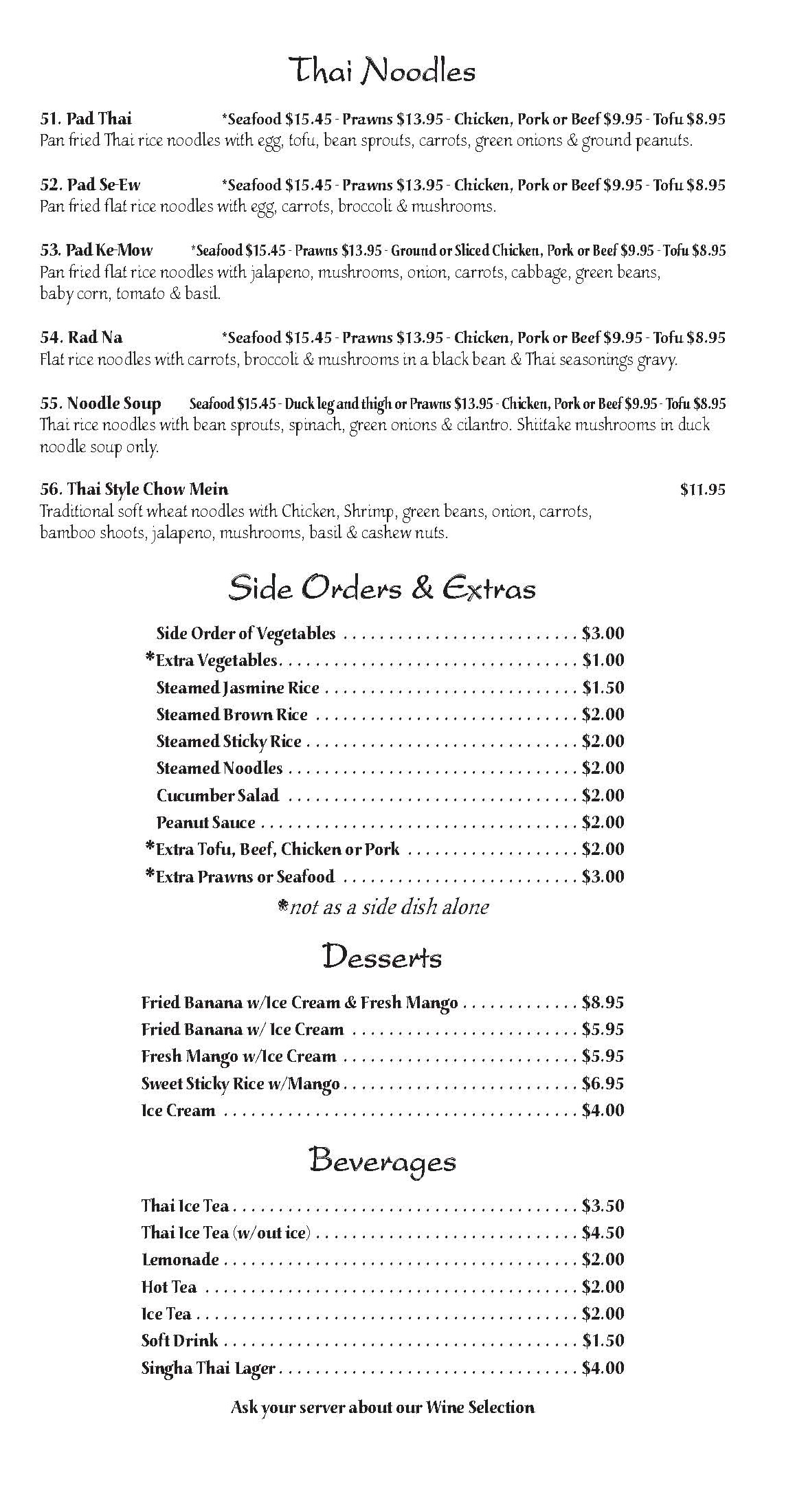 Buddha Thai Restaurant